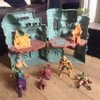 He-man castle grey skull & skeletors castle