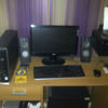 HP Pavilion Slimline s5110uk PC hp keybored mouse and LG Flatron 19 plus speakers swap for laptop