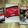 Man Utd Scarf 50th Anniversary Munich  2008 Manchester United v Man City