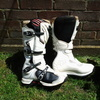 fox comp 5 mx boots size 9