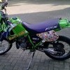 Kmx 125 roadlegal  swap for?? W.H.Y