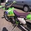 Kawasaki Kmx 125cc roadlegal
