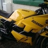 RD350r LC  YPVS KENNY ROBERTS COLOURS, rare bike these days, swap for 400-600 and/or £££
