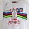 rare!! chaz davies 2011 world superbike champion signed shirt