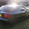 very nice audi a3 up for swap or offers..more cars listed have a look.