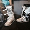 Fly motocross boots size 9