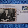the marshall plan first day stamp cover