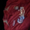 2005/06 liverpool Champions league shirt Small