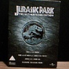 JURASSIC PARK      [THE ULTIMATE  DVD  COLLECTION ]