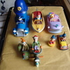a nice selection of noddy & friends  toys