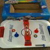 PRO HOCKEY AIR TABLE HOCKEY GAME, PLAY TOP ACTIVITY SET.CHILDREN TOY