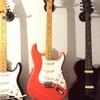 Fender stratocaster Jap hank marvin