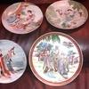 china or japan wall plates