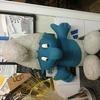 completely original smurf teddy