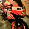 cbr600f trackbike with v5
