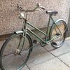 Birmingham lady's 1930s war bike