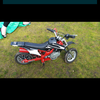 Kids 50 cc crosser take a look cheap ?????? this is the same bike but its red and white all works
