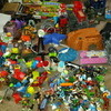 a lot of toys good condition , extension , light and more !!!
