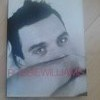 Robbie Williams Signed somebody someday hb book
