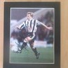 12x10 Signed mounted John Beresford Newcastle utd Picture