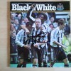 Newcastle utd signed matchday programme