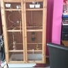custom built indoor bird aviarys and ferret cages forsale