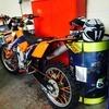KTM 525 2004 road legal enduro