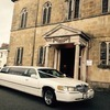 Limousine Lincoln Towncar wedding limo car