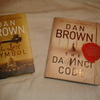DAN BROWN HARD BACKED BOOKS  X 2