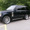 range rover diesel ready to go offers or swap???????