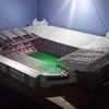 old trafford stadium Replica model manchester utd