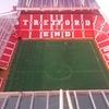 Manchester united stadium oldtrafford replica handmade
