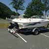 speed boat Sea Ray 180 bow rider