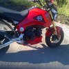 msx  grom 125 this is not standard