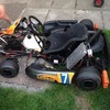 125cc Rodtax crg racing go kart