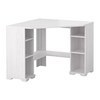 IKEA BEDROOM CORNER DESK (WHITE)