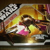 STAR WARS MACE WINDU'S JEDI STARFIGHTER 30TH ANNIVERSARY EDITION