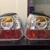 As new rear Lexus lights for Golf mk4