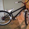 Custom spank tweet tweet dj bike