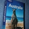 Lonely Planet guide Australia