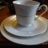 Crown Ming Fine China coffee set