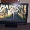 """Panasonic viera 50""""tv"""