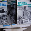24  model -engineer magazines from 1965