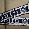 Girondins Bordeaux football scarf