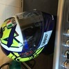 Agv Crash Helmet