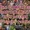 The COMPLETE 2000AD COLLECTION 1977 to 1995 - All issues + extras