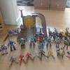 Power ranger collection collectable