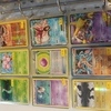 88 Pokemon cards with value over £120