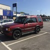2002 landrover discovery td5 adventurer 7 seater