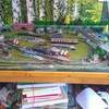 n gauge model railway